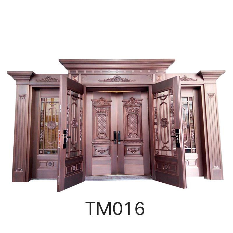 銅門-016