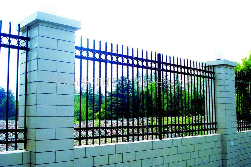 多能化的户外围墙栅栏